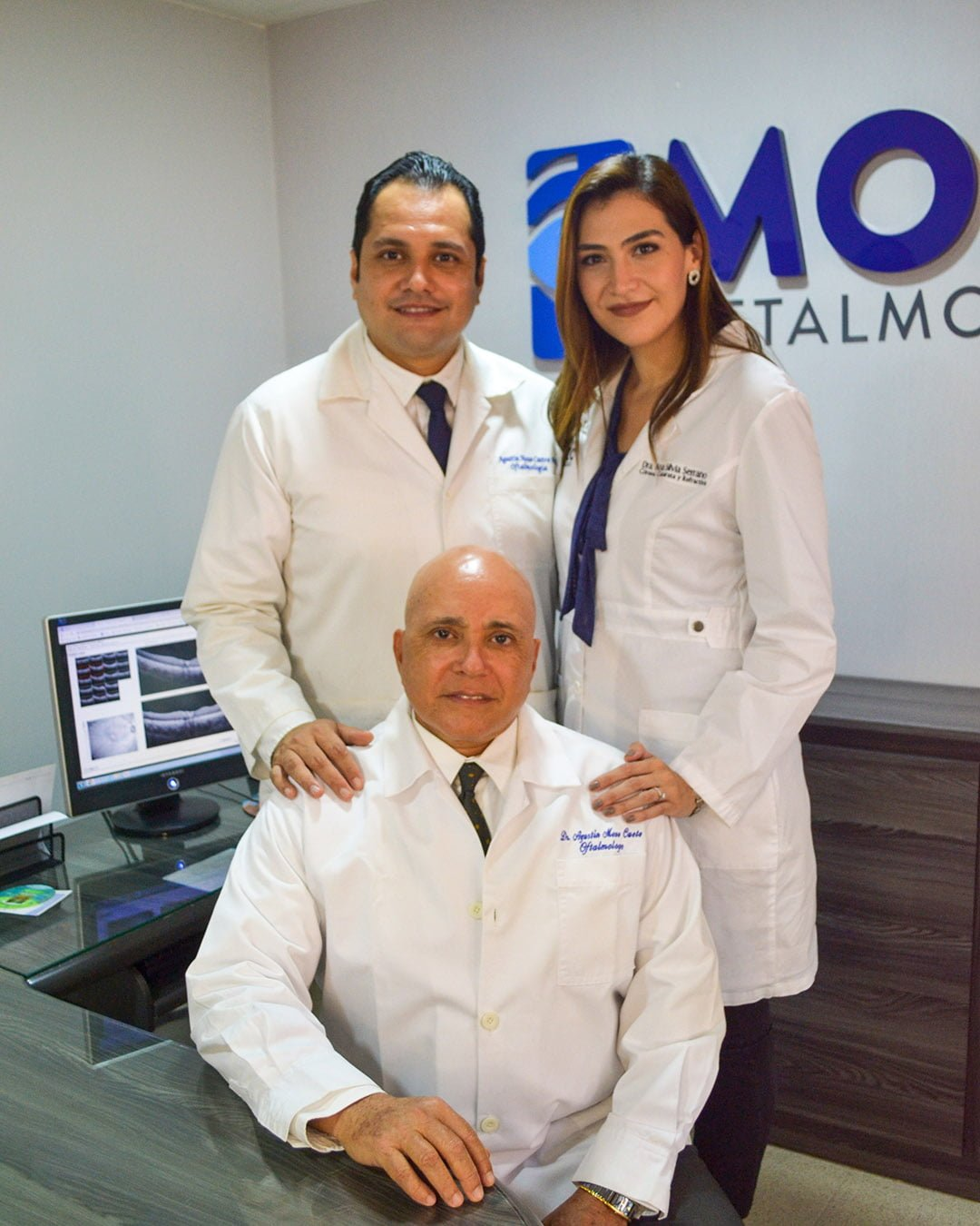 mozo oftalmologos