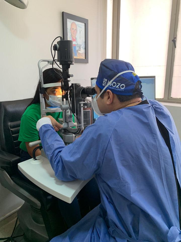 La Diabetes Mellitus y la retina… ¿Cómo se relacionan?
